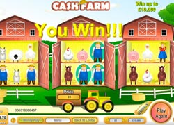 Cash Farm Scratch Card